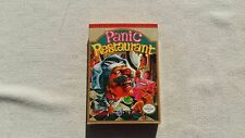 NES Panic Restaurant, Custom Art case only, no game included