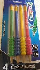 8 Mechanical Pencil - Cushion Grip - 0.7mm Pencil Lead Included  - Free Postage