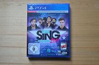 PS4 - Let´s Sing 2019 - Mit deutschen Hits! - (Neuware)