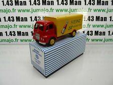 DT69E Voiture réédition DINKY TOYS atlas : 920 Guy Van Camion Couvert Heinz UK