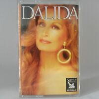 Dalida Chante Les Grands De La Chanson –1998- LA MAMMA (Cassette Audio-K7-Tape)
