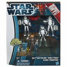"Star Wars 104Th Battalion ""Wolf Pack"" Clone Troopers Target Ultimate Gift Set"