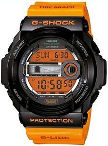Casio G-Shock GLX-150-4ER Digit Antiurto Multifunzione Dati Luna Mare WR 20 bar