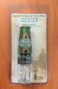 New Banded Hunter Series Open Waters Single Reed Hand Duck Call 7320