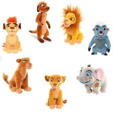 The Lion King Guard Stuffed Plush Animal Toys for Children Simba Nala Kion Kiara