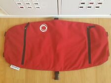 Bugaboo Cameleon Chameleon Nappy Changing Pram Buggy Bag and Cover red
