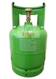 Cilindro Vacío Recargable De 7 Lt Para Todos I Tipos De Gas Refrigerante