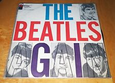 The Beatles Again' vinyl Lp 33rpm Mono-BRAZIL-ODEON #MOFB287 Yellow Label
