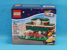 Lego 40142 Bricktober Train Station 2015 Toys R Us Exclusive 180pcs Set 2 of 4