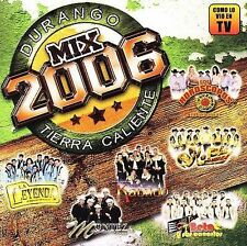 Various Artists : Durango: Tierra Caliente Mix 2006 CD