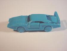 1969 Dodge Daytona Charger Cereal Box Promo Rare