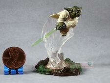 Hasbro Star Wars 1:32 Toy Soldier Figure Yoda Jedi Master of Luke Skywalker S172