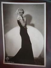 PHOTO VINTAGE MONA GOYA FILM UFA 1940