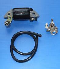 Rupteur Condensateur Bobine d'allumage Honda F700 Motoculteur