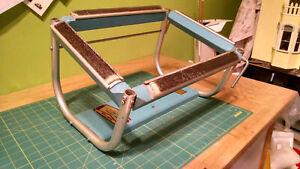 Vintage Puritan Rug Hooking Frame