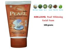 KOKLIANG Kok liang Natural Herbal herb Facial cleanser foam Pearl whitening 100g