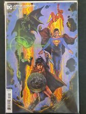 Justice League #50 Variant DC VF/NM Comics Book
