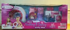 Nkok, Inc. Singer Knitting & Sewing Deluxe Activity Center Ages 6+ 2007
