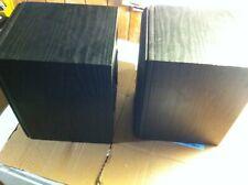 Angstrom omega series speakers bookshelf made in Canada
