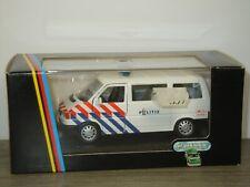 VW Volkswagen Transporter Dutch POLITIE - Schabak Germany 1:43 in Box *42014