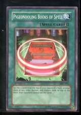 Pigeonholing Books of Spell 1st Edition MFC-093 Yugioh! Magician's Force NM-MT