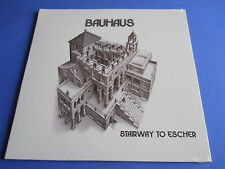LP ITALIAN PROG BAUHAUS - STAIRWAY TO ESCHER - BUON VECCHIO CHARLIE