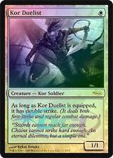 MTG Kor Duelist DCI Foil (Never Played)