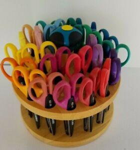 Set of 25 Kraft Edgers Scissors - Crafts, Scrapbook, Paper Decor, Art & Stand