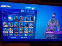 (msg b4 purchasing) og purple skull trooper