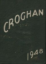 1948 The Croghan Ross High School Fremont Ohio Yearbook