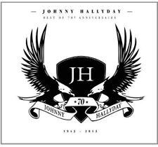 Best Of - 4 DISC SET - Johnny Hallyday (2013, CD NEUF)