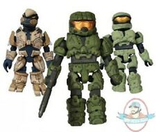 Halo Minimates Army Builder Dump of 12 figures by Diamond Select