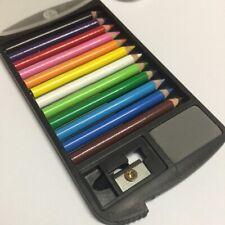 Colour pencils, Travel, portable, children parent kids adult book