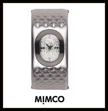 MIMCO - Quilted Soft Cuff Watch - NEW FASHION EDITION