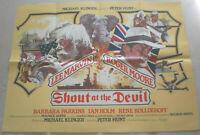 Filmplakat,Plakat,SHOUT AT THE DEVIL,LEE MARVIN,ROGER MOORE#142