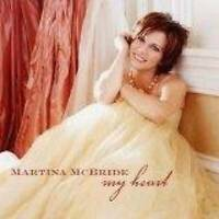 My Heart - Audio CD By Martina McBride - VERY GOOD