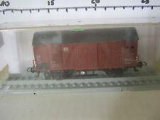 Röwa HO 2044 Gedeckter Güterwagen 11222203-9 DB (AA/183-3S3/3)