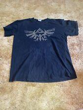 New listing Legend of Zelda Ocarina of Time Nintendo Gamecube Promo Shirt Size Medium