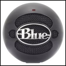 Blue Microphones Snowball USB Podcast / Record Vocal Microphone Gloss Black