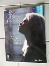 Mary Chapin Carpenter A Place In The World Sheet Music Song Book Country New Oop