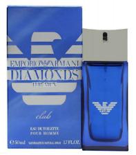 Emporio Armani Diamonds Club Men by Giorgio Armani EDT Spray 1.7 oz - New in Box