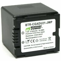 Wasabi Power Battery for Panasonic CGA-DU21, VW-VBD210