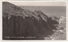 Land's End & Longships Lighthouse, LAND'S END, Cornwall RP