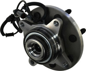 Wheel Bearing and Hub Assembly Front Autopart Intl fits 09-10 Ford F-150