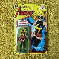 Marvel Legends Retro Kenner Unpunched 3.75 Carol Daniels Captain Marvel Avengers