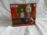 Pez STAR WARS Box Set ~ The Rise of Skywalker Gift Set (Mini Droid & BB-8)