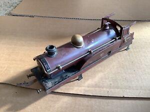 Vintage O Gauge Hornby  4-4-2 Locomotive Body Pre War Nut And Bolt M&L Ltd #2711