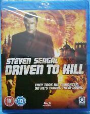 Driven To Kill (Blu-ray, 2009) New & Sealed