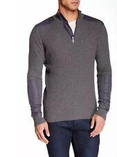 Men's Sweater Half Zip 2XL