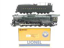 O Gauge 3-Rail Lionel 6-28078 PRR Pennsylvania 2-10-4 J-1A Steam #6496 w/ TMCC